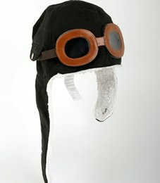 $enCountryForm.capitalKeyWord Canada - Baby hats Children pilot hat Baby earflaps beanie Kids airforce cap Infant winter warm caps Headwear 10pcs