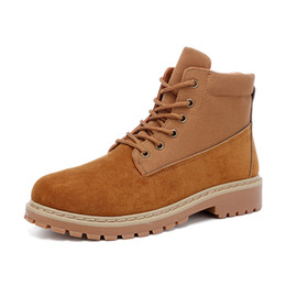 bd7df8a2e78 Hot new autumn and winter Martin boots