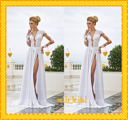 Wedding reception dresses for the summer