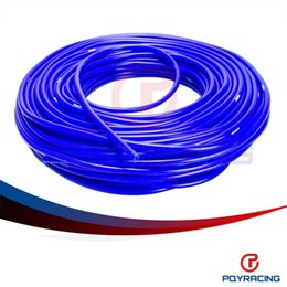 online shopping PQY STORE Universal SAM Style M Super Vacuum Silicone Hose ID mm OD MM Blue Silicone material PQY VSL3MM