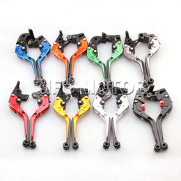 $enCountryForm.capitalKeyWord Canada - Foldable Extendable Brake clutch levers for Kawasaki ZX9R 2000-2003 2001 2002