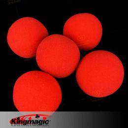 $enCountryForm.capitalKeyWord Canada - Wholesale-Free Shipping Russia Sponge Balls (4.5CM) magic tricks for magicians magic props magic toys wholesale