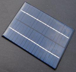 $enCountryForm.capitalKeyWord Canada - HOT Sale 2Watt 18V Mini Solar Cell Polycrystalline Solar Panel DIY Panel Solar Power Battery Charger 110*136*3MM Epoxy Free Shipping