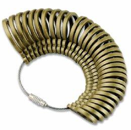 Ingrosso Plasty Ring Gexer Finger Sizer Misura Misurati Taglie Euro Taglie 43-74, Strumento di dimensionamento dei monili di plastica