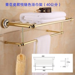 gold color bathroom accessories towel rack towel rack towel rack european antique bathroom hardware accessories kit