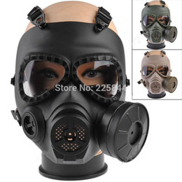 Free Games Shapes Australia - Creative Skull Head Shaped Gas Mask Toy Cosplay Chief M04 cosplay and gift World-Wide-AR GAME