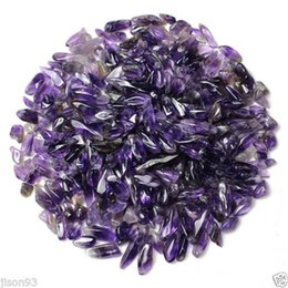 Crystal Chips NZ - HOT NEW 50g 100% Natural Lot of Tiny Clear Amethyst Quartz Crystal Rock Chips