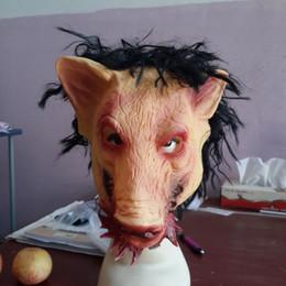 $enCountryForm.capitalKeyWord Canada - GN M003 Pig mask men mask frightening scence mask cosplay mask costume mask scared mask