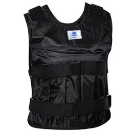 discount sand weights zooboo weighted vest hot sale adjustable jacket waistcoat without weight