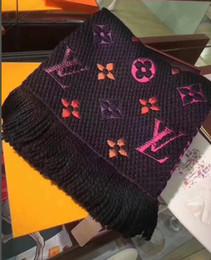 shawl chiffon plain georgette 2019 - NEO DENIM SHAWL M70642 SHADOW GIANT SQUARE M73058 Check Women Wool Cotton Cashmere Silk Scarves Scarf Wrap Shawl Pashmin