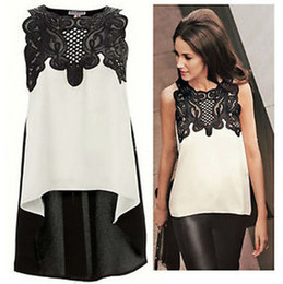 White Blouse Black Trim Online | White Blouse Black Trim for Sale