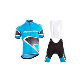 лучшие продажи Orbea велоспорт трикотажные изделия 2015 Велоспорт одежда велосипед одежда Майо ciclismo Джерси 3D гель pad высокое качество бесплатная доставка на Распродаже