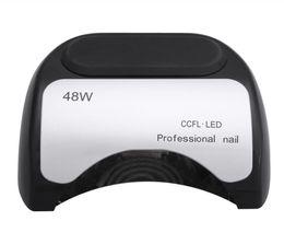 $enCountryForm.capitalKeyWord UK - Lamp LED Lamp Nail Dryer Long Life 48W LED CCFL Curing for UV Gel Nail Polish