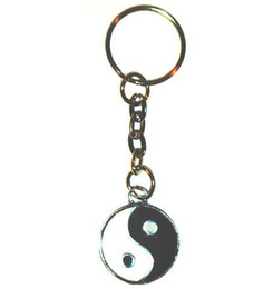 Discount signs for cars - Vintage Silver Yin Yang Horse Foal Peace Sign Toothpaste Tooth Pentagram Trumpet Knot skeletons Keychain For Keys Car Ke
