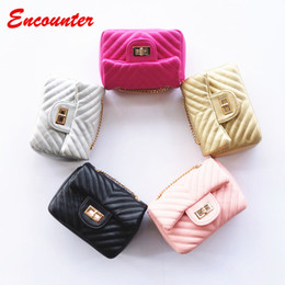 $enCountryForm.capitalKeyWord UK - Encounter Maria Stylish bag Shoulder Bags Toddlers Brand New Purse for Toddlers Kids Small Messenger bags Little baby kids mini bags EN086