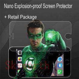 $enCountryForm.capitalKeyWord Canada - For iphone 4S 5S 6 6S Plus Samsung Galaxy A3 A5 A7 A8 J7 G530 Nano Anti Shock Explosion Proof Screen Protector Guard