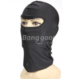Wholesale Wholesale-dealforme Motorcycle Helmet Balaclava Scarf Snood Neck Warmer Face Mask