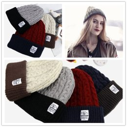 Order Free Beanies Canada - New winter hats beanies hats Hip Hop Snapback Hats Custom Knitted Cap Snapbacks Popular hat cap hat baseball cap Mix Order Free Ship