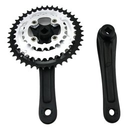 Bicycling Gear Australia - YP1004 Aluminum Alloy Bicycle Crank Chain Wheel for Mountain Bike NVIE order<$18no track