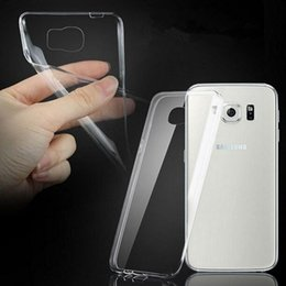 $enCountryForm.capitalKeyWord Australia - For iPhone X 8 Transparent TPU Clear Case Flexible Silicon Ultra Thin Back Skin Cover for Samsung S8 S7 For iphone 7 6s