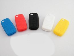 Silicone caSe cover key vw online shopping - Silicone VW car key case cover wallet