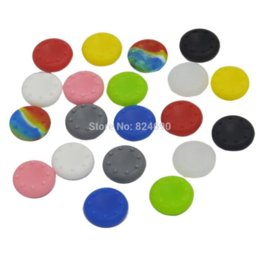 $enCountryForm.capitalKeyWord Canada - 20 x Silicone Analog Controller Thumb Stick Grips Cap Cover For PS3 Xbox 360 Xbox One Game Accessories Replacement Parts