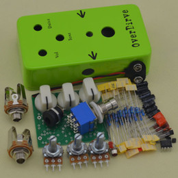 $enCountryForm.capitalKeyWord NZ - TTONE OD2 Effects Pedal Kit Overdrive 2 Kit Build Your Own