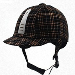 Kunststoff Reithelm Ritter Cap Einstellbare Reitpferd Helm Hut Super Breathable Winter Harness Schutz Reit Reiten Helme