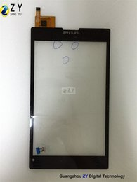 Inch Tablet Pc Capacitive Digitizer Australia - High quality 8 inch Tablet PC Capacitive Touch Screen touch panel digitizer Lifetab F-WGJ80154-V1 ZY TOUCH