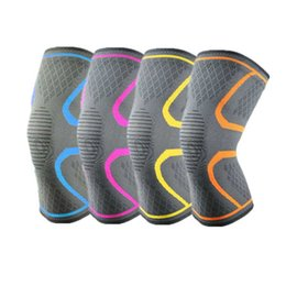 e70e2a7630 1Pair Sports Knee Pads Running Basketball Cycling Knit Warm Protective Gear  Sports Ultra-Thin Color Anti-Collision Sporting Goods