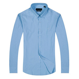 Chinese  new style gift Fashion Luxury Men Shirts Long Sleeve Mens Dress Shirts Man Cotton Shirt Slim Fit Shirt polo High quality Chemise Homme manufacturers