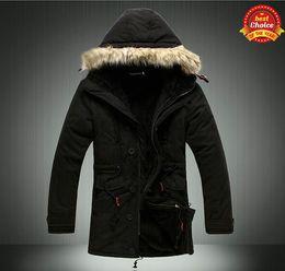 Discount Long Jackets Fur Hood Mens | 2017 Long Jackets Fur Hood ...