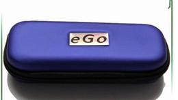 $enCountryForm.capitalKeyWord UK - Ego carrry case e cig leather bag Small Medium Large size Multi color zipper box for ego t evod battery ce4 ce5 ce6 h2 ecig starter kits DHL