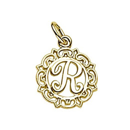 Chinese  Free shipping New Fashion Easy to diy 20pcs letter R charms for earrings zinc alloy rhodium gold silver plated jewelry making fit for neckla manufacturers