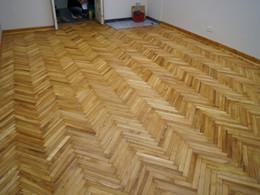 Burmese Teak Wood Floor Bevel Floor Fight Wax Wood Floor Russia Oak Wood  Floor Wings Wood Flooring