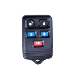$enCountryForm.capitalKeyWord Canada - New 5 Buttons Keyless Remote Car Key Case Shell Fob for Ford Expedition Lincoln Navigator With CWTWB1U511 No Chip