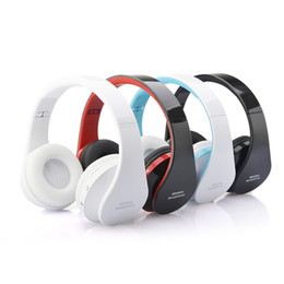 China Fashion Bluetooth Stereo Music Headphone Adjustable Wireless Headset Foldable Design Headband with Microphone for MP3 Cell Phones cheap wireless usb music headphones suppliers