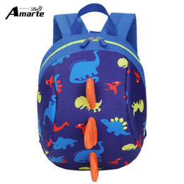 $enCountryForm.capitalKeyWord Canada - 2017 New Anti -Lost Kids Bags Backpack Cute Cartoon Animal Printing Children Backpacks for Boy Girls Kindergaden School Backpacks