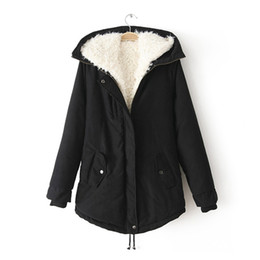 Womens Thick Fleece Coat Jacket Online | Womens Thick Fleece Coat ...