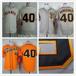 ffca67678 30 Teams- 40 Madison Bumgarner jersey Stitched San Francisco Giants jersey  cheap Mens San Francisco Giants 40 Madison Bumgarner 2015 Cream ...