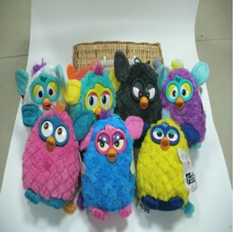 owl toys for kids 2019 - Plush Toys Kids Lovely Mini Plush Toys 15CM Owl Soft Dolls for Kids Birthday Gifts free shipping. cheap owl toys for kid