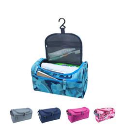 c4558cc5160c Travel Cosmetic Bag For Women Men Waterproof Hanging Toiletry Beauty Makeup  Wash Case Organizer Necessaries Accessories supplies