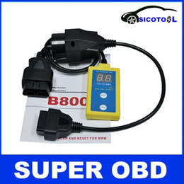 Airbag Srs Reset Tools Canada - Wholesale-Professional B800 SRS Scanner And Resetter Tool B800 Airbag Scan Reset Tool airbag scanner Fit E36 E46 E34 E38 E39 Z3 Z4 X5