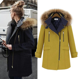Discount Coat Navy Blue Hooded Women | 2017 Coat Navy Blue Hooded ...