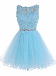 $enCountryForm.capitalKeyWord UK - 2018 Red Flower Girl Dresses Sleeveless Appliques Beads Rhinestones Puffy Tulle Evening Prom Gowns pageant dresses for girls