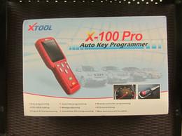 $enCountryForm.capitalKeyWord Canada - original xtool x100 pro auto key programmer professional tool x100 Car key scanner newest version for all cars