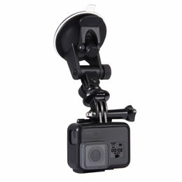 Screw adapterS online shopping - Car Windshield Suction Cup Mount Holder W Screw Mount Adapter Storage Bag for Sport Camera HERO5 HERO4 Session HERO