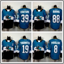 c7a9d2d92 ... Jersey 2015 Mens premier stadium series san jose sharks hockey New  American Jerseys custom Embroidery Joe pavelski ...