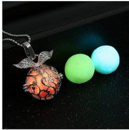 $enCountryForm.capitalKeyWord Canada - Pregnancy Ball Bola 3 Colors Angel ball in Pendants Chime open hollow Necklace Jewelry Pendant