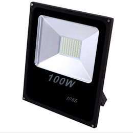 $enCountryForm.capitalKeyWord UK - Edison2011 New 100W Outdoor Waterproof Led Floodlights Warm Cool White IP65 Led Flood Lights AC 85-265V Downlight Lights Free shipping